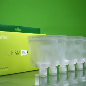 Six tubes